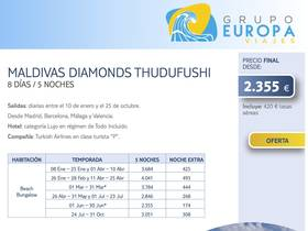 MALDIVAS DIAMONDS THUDUFUSHI